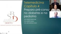 Capítulo 4 – Pré-consulta e Pediatria – SBD – Dr. Márcio Krakauer, Dr. André Vianna e Dr. Jair Kuhn