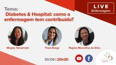 Diabetes & Hospital como a enfermagem tem contribuído