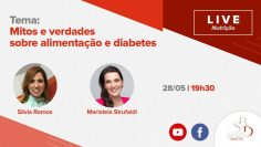 Mitos e verdades sobre alimentação e diabetes