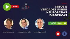 Mitos e verdades sobre neuropatias diabéticas Live SBD