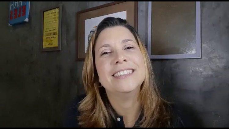 Alimentação e cuidado do diabetes – Nutricionista Sabrina Oliveira, da Regional SBD-BA
