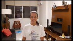 Atividade Física em casa Ep. 06 Exercícios com objetos de casa Patrícia Vigario
