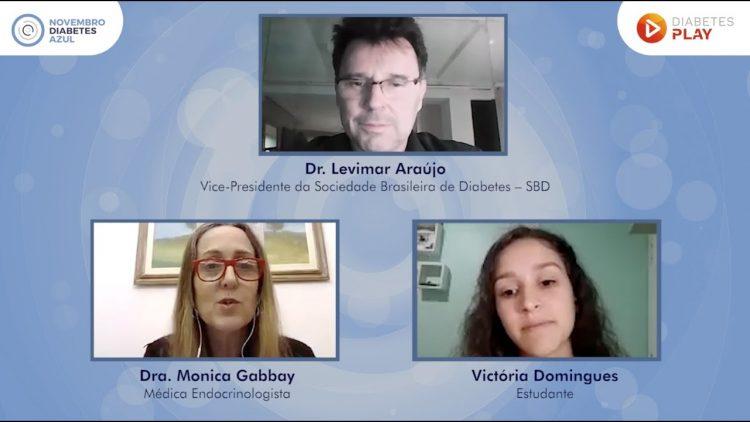 Diabetes na Infância e Juventude Estamos combinados – Ep. 04