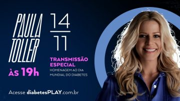 LIVE Paula Toller DIA MUNDIAL DO DIABETES 2020